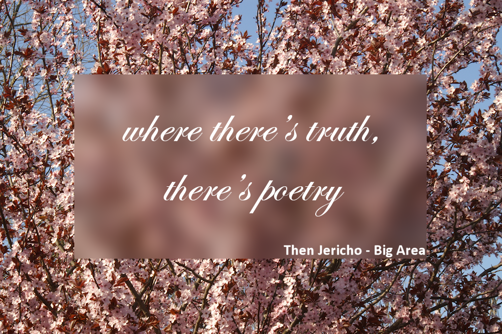 Quote 5: Then Jericho – Big Area