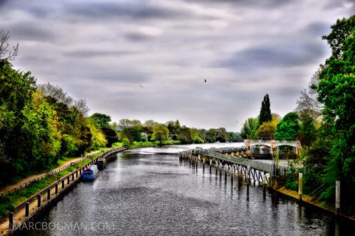 Teddington - Thames